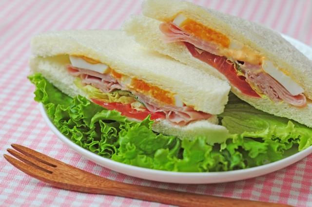 サンドイッチ お弁当に前日の夜に作るのはOK?冷蔵庫なら大丈夫?
