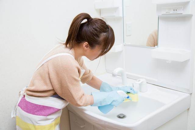 洗面台の黄ばみはクエン酸で!スッキリ落とすテクニックや予防方法をご紹介!