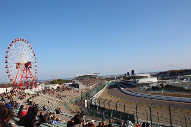 鈴鹿サーキットのレース観戦場所の情報まとめ 私のおすすめ観戦場所はココ!