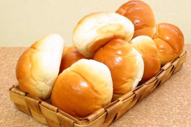バターロールは冷凍できる?解凍方法は?ロールパンならレンジOK?