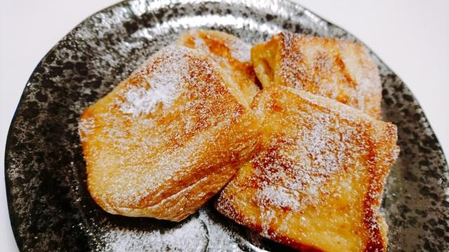 フレンチトースト 一晩漬けこみをする作り方 簡単なレシピはコチラ